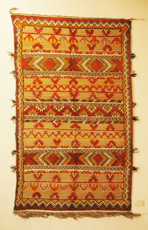 High Atlas Belbel Rug
